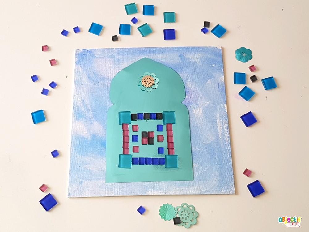 mosaïques orientales art visuel maroc tour du monde ief objectif IEF